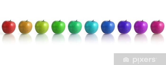 Fotomural Estándar Apples - Vinilo para pared