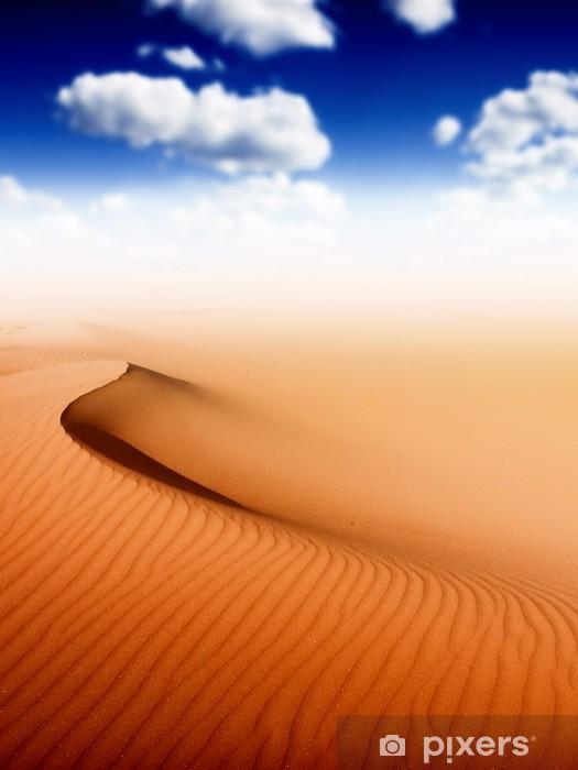 Vinilo Pixerstick Desierto del Sahara - Desierto