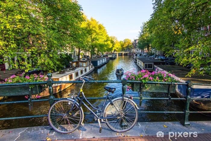 Fototapeta winylowa Amsterdam - Tematy