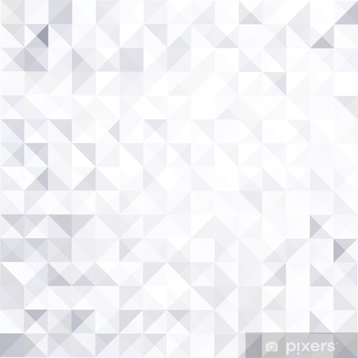 Carta Da Parati Stile Geometrico Astratto Sfondo Bianco E Grigio