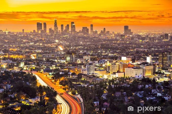 Papier peint vinyle Los Angeles - Thèmes