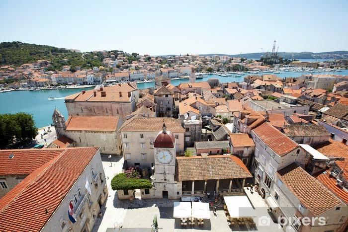 Fototapeta winylowa Krajobraz Morza Śródziemnego - Europa