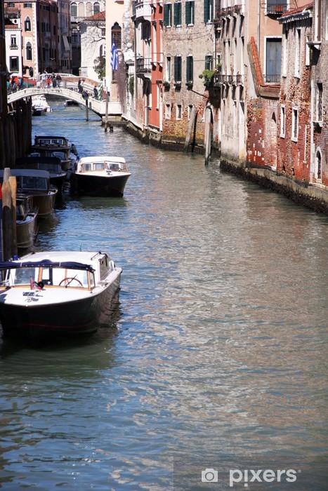 Naklejka Pixerstick Wenecja, Włochy - Miasta europejskie