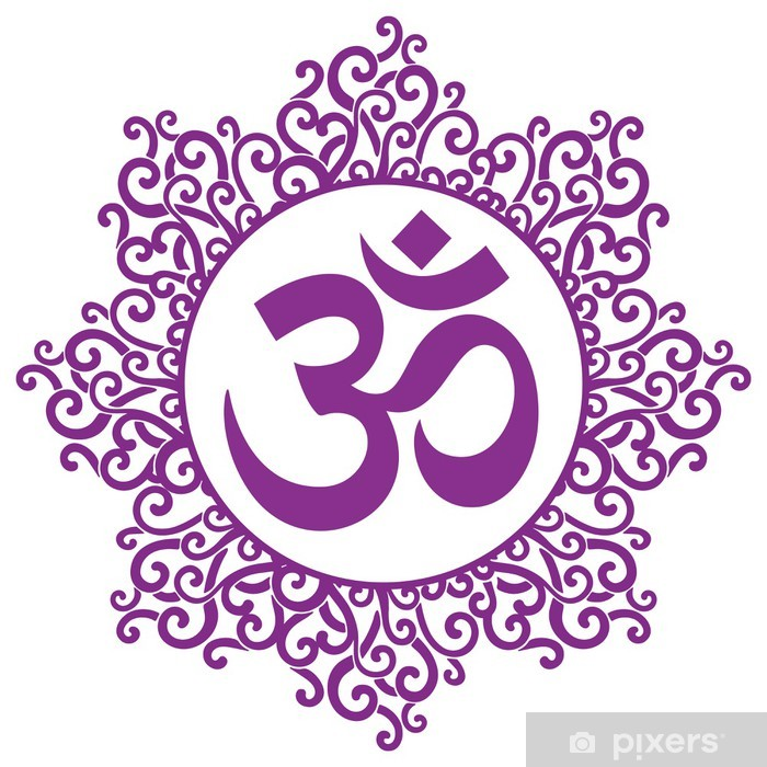 ohm decorative Poster - Wall decals