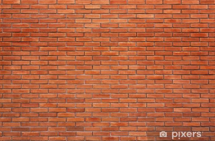 Carta da parati seamless texture muro di mattoni pixers for Carta da parati muro di mattoni