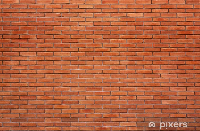 Seamless Brick Wall Texture Wall Mural Pixers 174 We Live