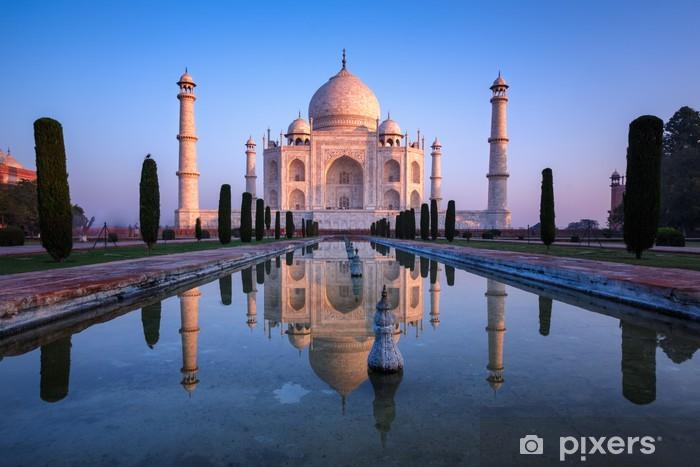 Fotomural Estándar Taj mahal - Monumentos