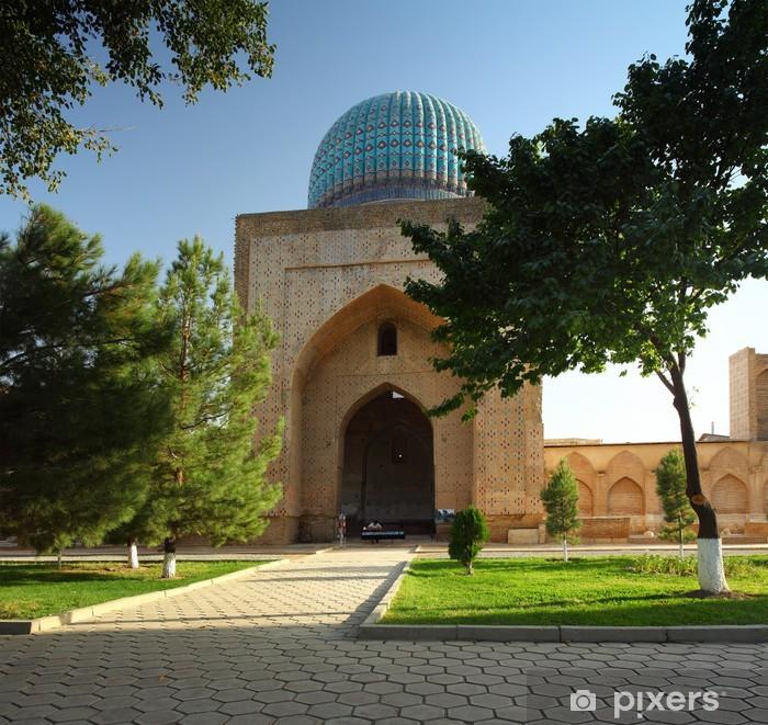 Plakat Samarkanda -
