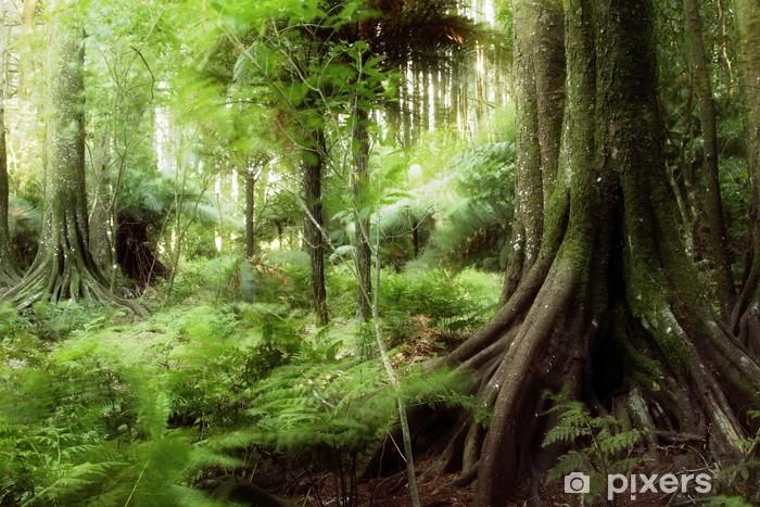 Fototapeta winylowa Dżungla - Tematy