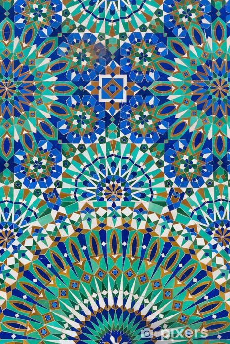 Vinilo para Nevera Decoración marroquí - iStaging