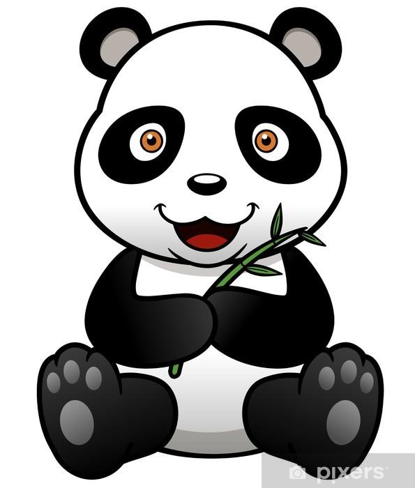 Piirretty Panda