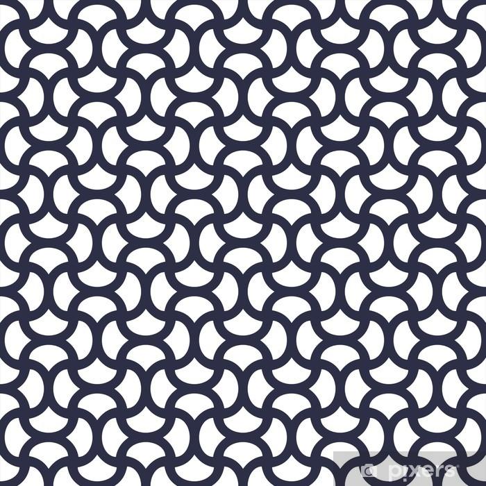 Sticker Pixerstick Ornement seamless pattern - Arrière plans