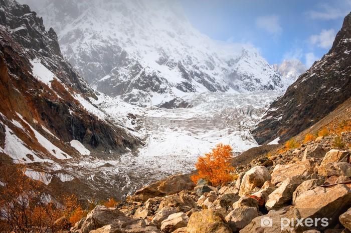 Fototapeta winylowa Jesień w Glacier - Tematy