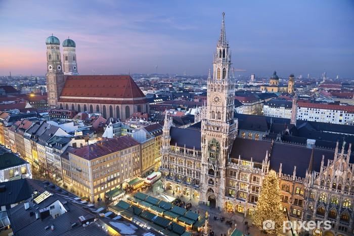 Fototapeta winylowa Monachium, Niemcy - Niemcy