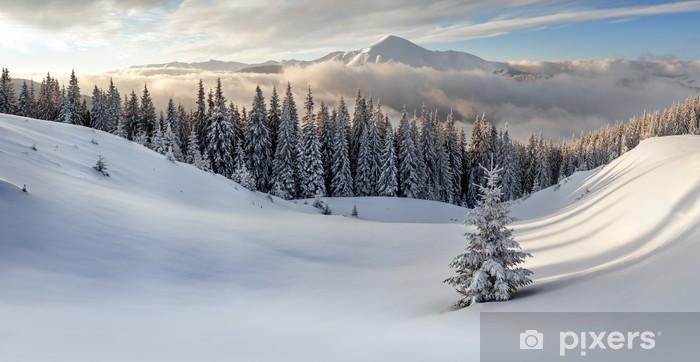 Fototapeta winylowa Góry - Tematy
