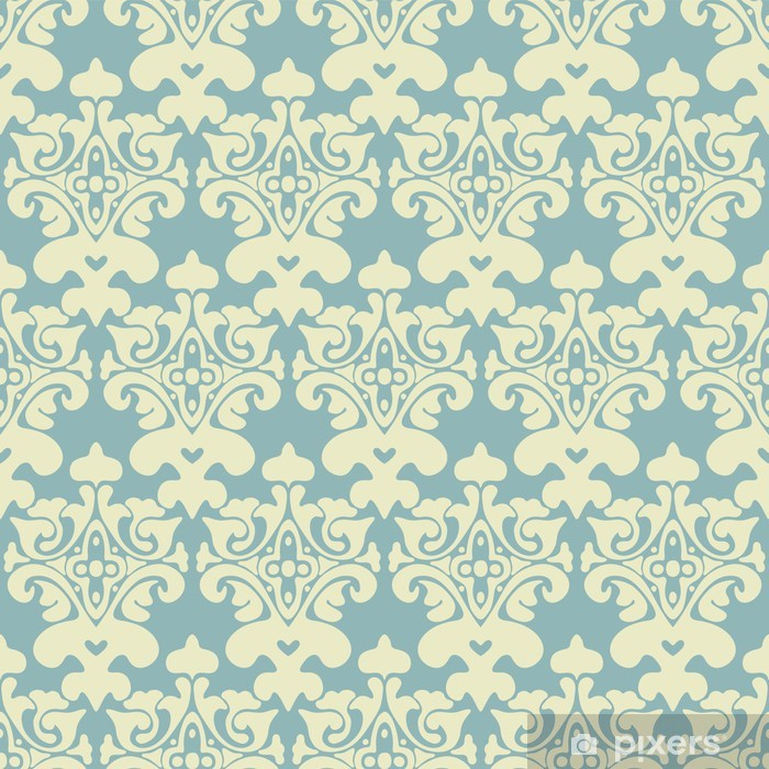 Seamless vector pattern web wallpapwer Pixerstick Sticker - Backgrounds