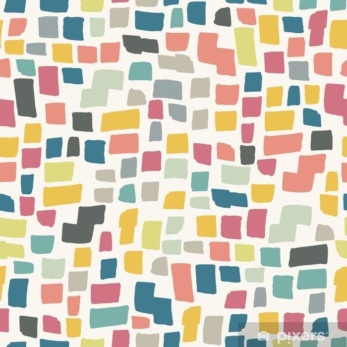 Autocolante para Janelas e Vidros Abstract pattern - Fundos