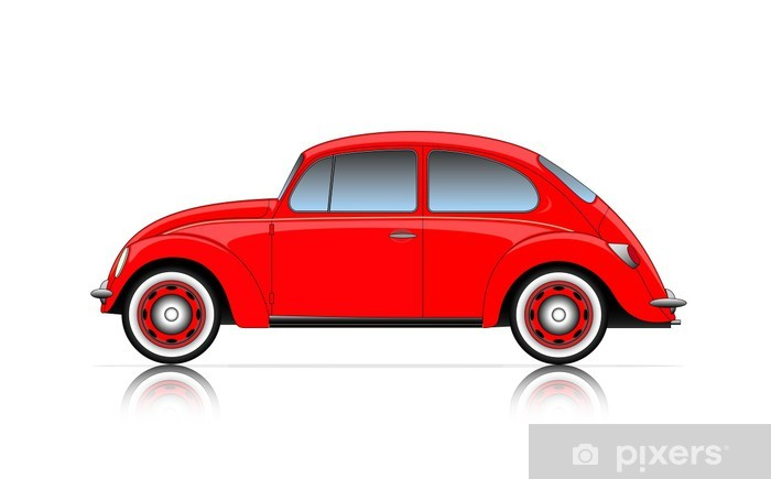 Compact Red Car Sticker Pixers We Live To Change