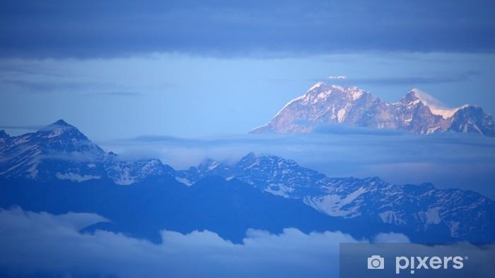 Fototapeta winylowa Widok na Mount Everest - Tematy