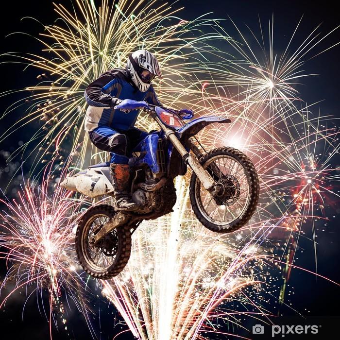 Fotomural Estándar Motocross - Deportes extremos