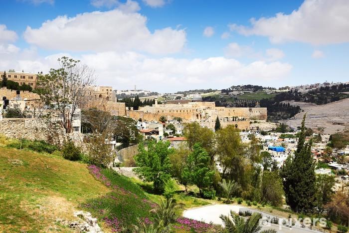 Pixerstick Dekor Helig Jerusalem - Mellanöstern