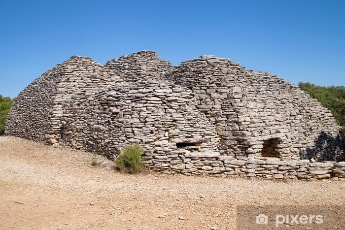 Fotomural Estándar Village des Bories - Agricultura