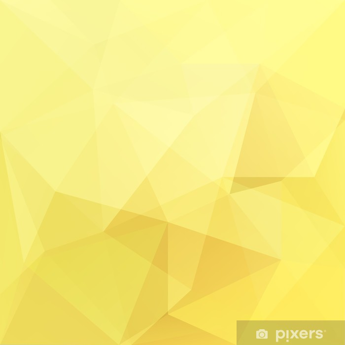 abstract triangle background, vector Poster - Art and Creation