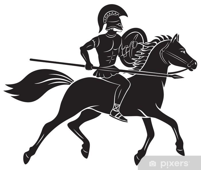 Fototapeta winylowa Gladiator - Budynki użyteczności publicznej