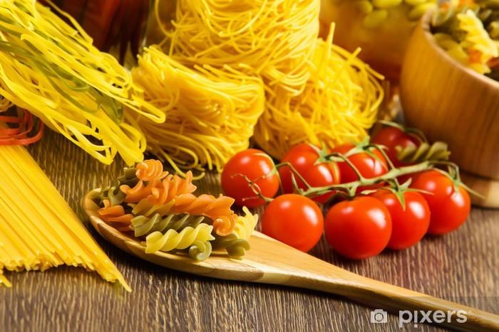 Fototapeta winylowa Pomidory koktajlowe - Tematy