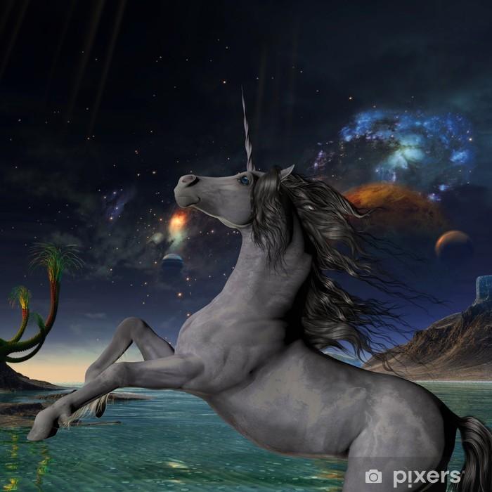 Laptop Sticker Unicorn Universe - Thema's