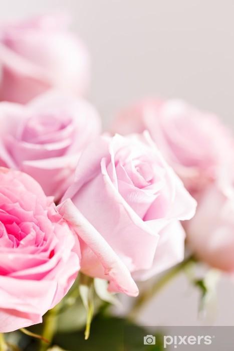 Naklejka Pixerstick Piękna róża - Kwiaty