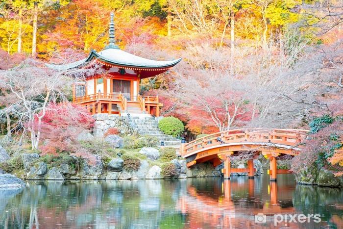 Papier peint vinyle Daigoji Temple de Kyoto - Styles