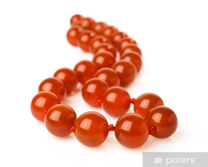Fototapet Karneol halsband • Pixers® - Vi lever för förändring a19ebab5c63fc