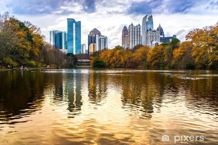Fotomural Estándar Atlanta, Georgia, EE.UU. - Temas