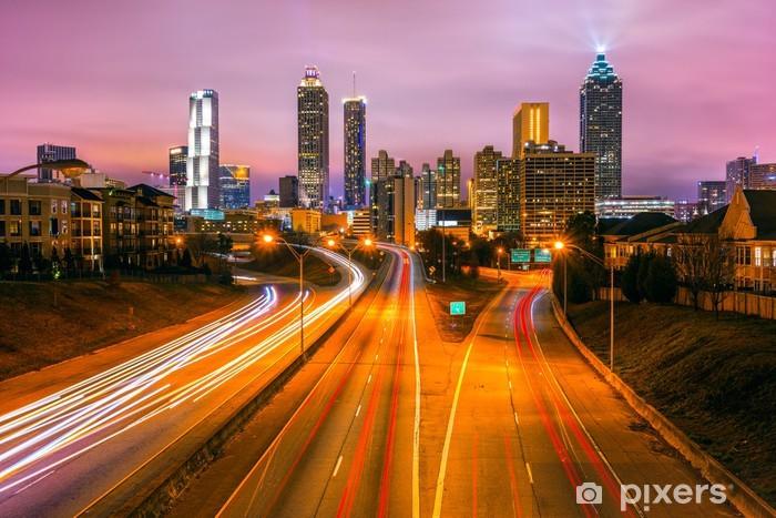 Fotomural Estándar Atlanta, Georgia, EE.UU. - América