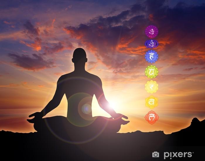 Fototapeta winylowa Energii i medytacji - Zdrowie
