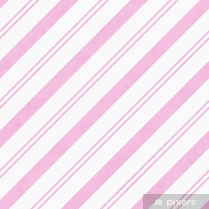 Dusky pink marble self stripe washable vinyl wallpaper