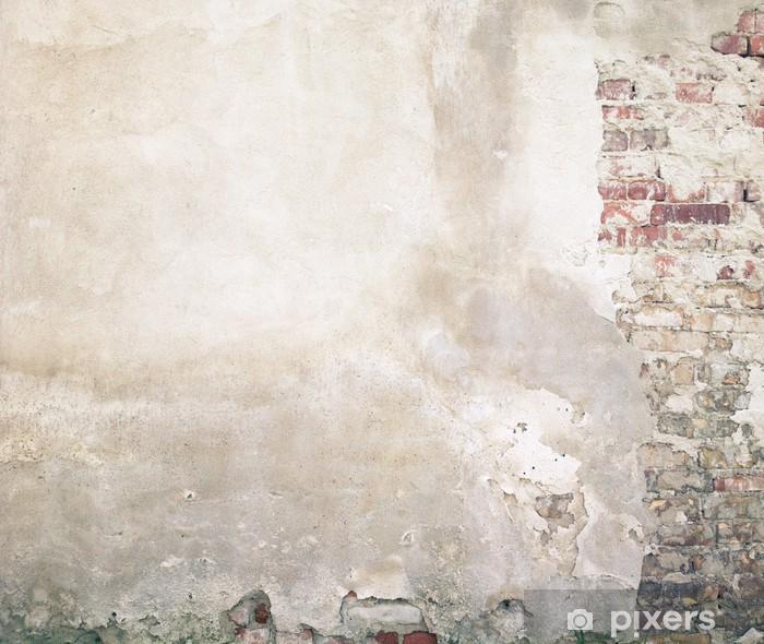 Naklejka Pixerstick Ściany tekstury - Tematy