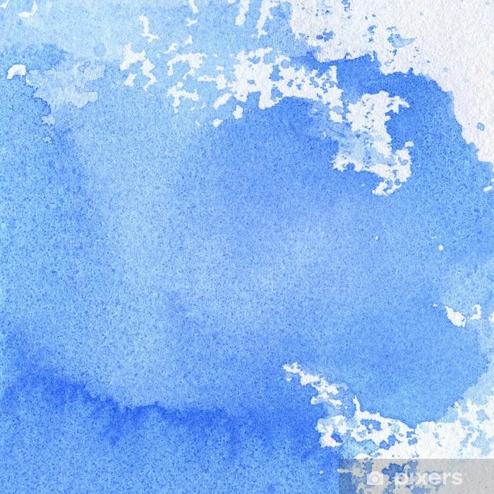 Nálepka Pixerstick Akvarel pozadí - Pozadí
