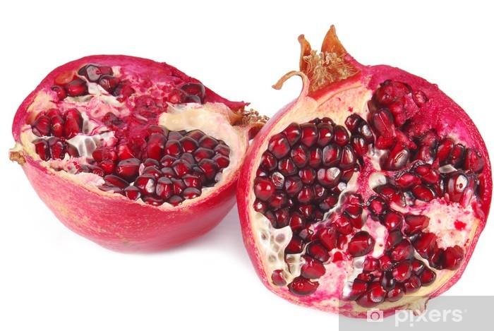 Naklejka Pixerstick Granat - Owoce