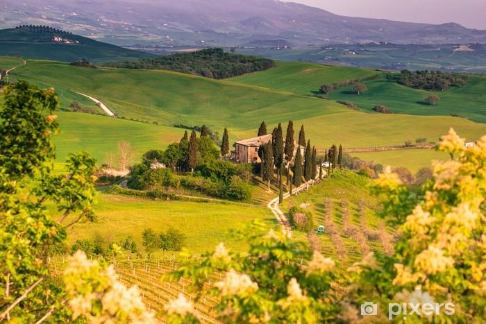 Tuscany, Italy Pixerstick Sticker - Themes