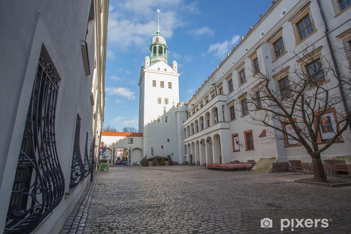 Fototapeta winylowa Szczecin - zamek książąt pomorskich - Tematy