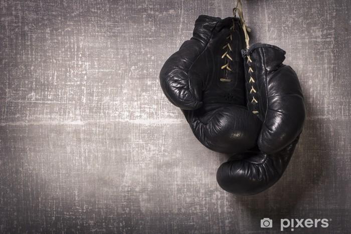 Fotomural Estándar Guantes de boxeo - Temas