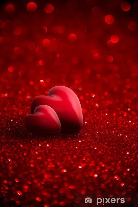 Sfondi brillantinati rossi