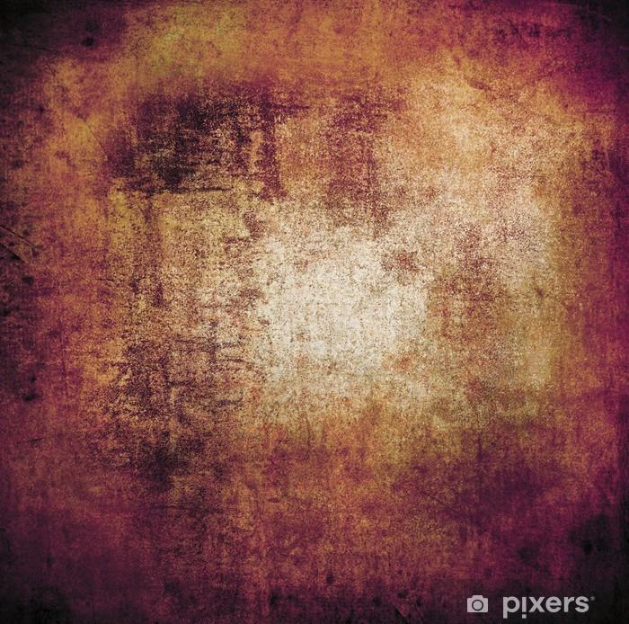 Fototapeta winylowa Superoxid tekstury przemysłowych - Tła