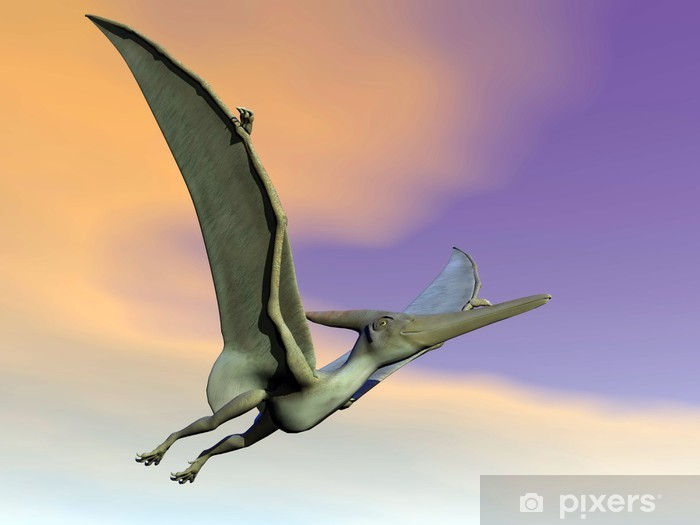 Dinosaurier Fliegen