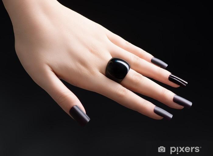 neglelak klistermærker