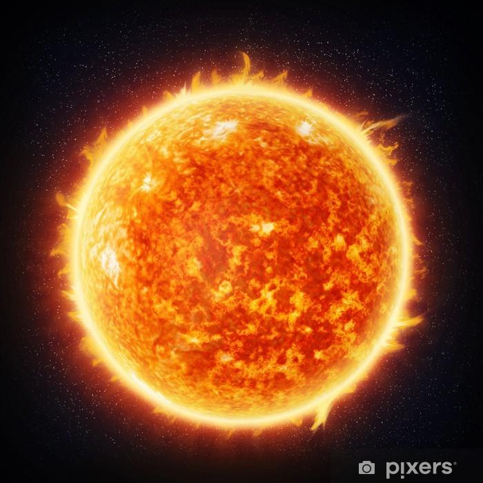 Plakát Sun - Meziplanetární prostor