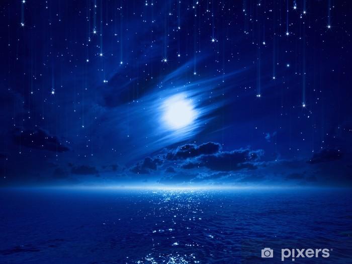 Naklejka Pixerstick Piękna noc - Niebo