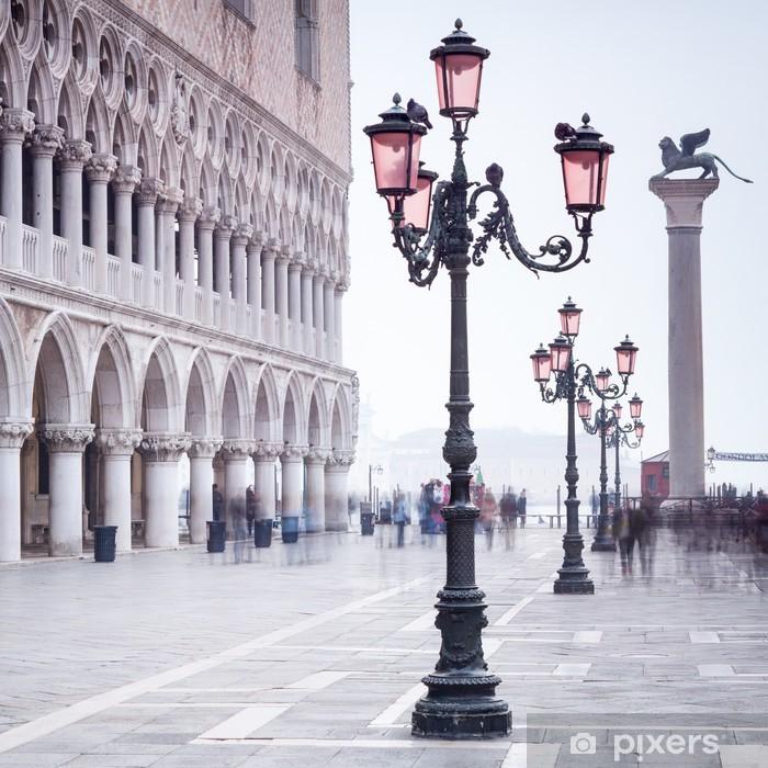 Fototapeta winylowa Wenecja, Plac Świętego Marka -